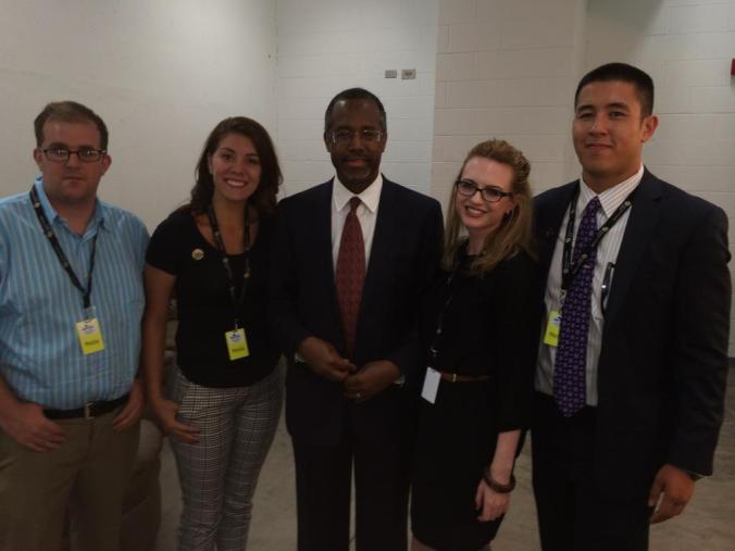CU Denver Poli Sci with Ben Carson
