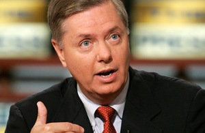 Sen. Lindsey Graham (R-SC)  Alex Wong / Getty / Meet the Press