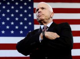 Senator John  McCain Kasfter/AP
